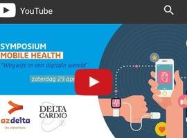 Symposium Mobile Health, wegwijs in een digitale wereld