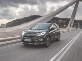 Honda CR-V 1.6 i-DTEC 4WD: le convoyeur vous attend!