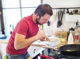 Leve de huisbereide maaltijden!
