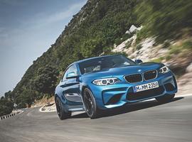 BMW M2: hulde aan de 2002