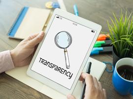 Transparantieplicht wettelijk verankerd in sunshine act