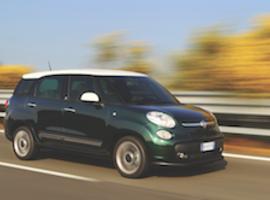 Fiat 500L Trekking & Living: longue ou haute?