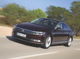 Nieuwe Volkswagen Passat: steeds doeltreffender!