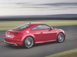 Audi TTS 2015: plaisir des yeux et des sens