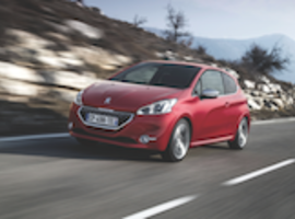 Peugeot 208 GTI: le plein de performances