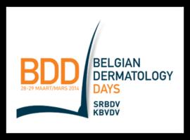 Belgian Dermatology Days (28-29 mars 2014, La Hulpe)