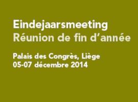 Réunion de fin d'année de la Société Belge de Pneumologie