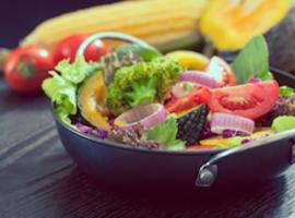 La santé dans l'assiette: une preuve de plus