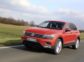 Nieuwe Volkswagen Tiguan: traditie in ere gehouden