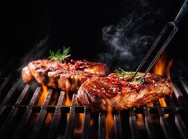 Le barbecue … sur le grill