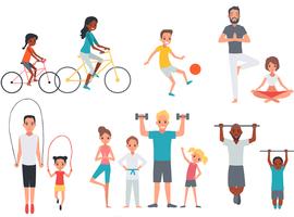 Fysieke activiteit: nieuwe richtlijnen voor de Amerikanen