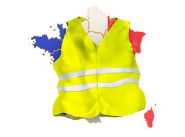 Un «gilet jaune» porte plainte contre un possible fichage illicite dans les hôpitaux