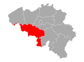 Le Hainaut prend des mesures additionnelles dans le cadre de la lutte contre le Covid-19