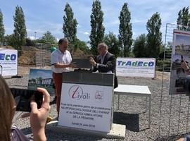 Le CHU Tivoli pose la première pierre d'un nouveau bâtiment dédié aux soins de l'enfant