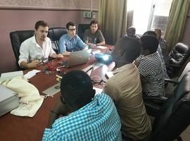 Quatre étudiants de l'ULB améliorent le suivi informatisé des patients dans les hôpitaux congolais