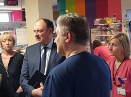 Le groupe Jolimont a trois nouveaux hôpitaux en projet