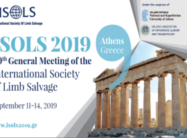 International Society of Limb Salvage 2019