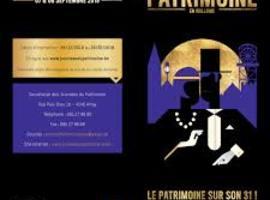 Les Journées du Patrimoine, les 7-8 septembre en Wallonie, les 14-15 septembre à Bruxelles