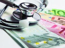Factures impayées: 2,3% du chiffre d'affaires des hôpitaux