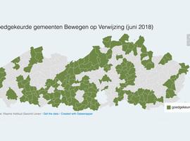 Bewegen op verwijzing: al 160 gemeenten nemen deel
