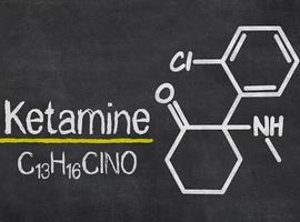 La kétamine est la nouvelle cocaïne