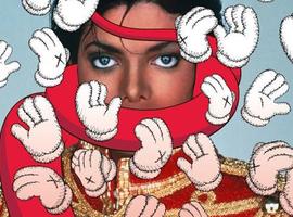 Grand Palais in Parijs wijdt expo aan 'King of Pop'