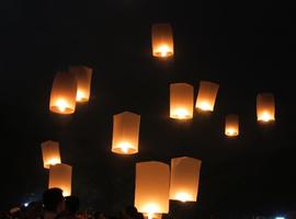 Kom op tegen Kanker lanceert actie met lampionnen om 'lichtpuntje' te bieden