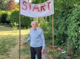 103-jarige huisarts-supersponsor tegen corona krijgt ereburgerschap Rotselaar