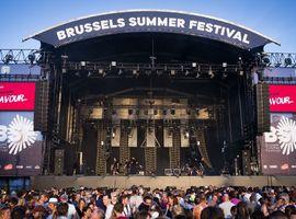 Brussels Summer Festival maakt eerste namen bekend