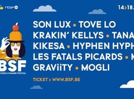 Une programmation plus internationale et éclectique pour le Brussels Summer Festival