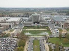 Le Heysel officiellement candidat comme hub central pour la vaccination