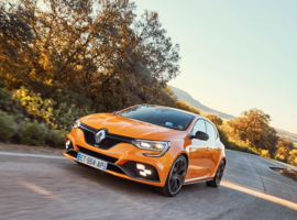 Renault Mégane RS III: ultra-efficiënt