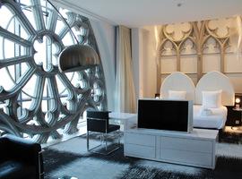 Le Martin's Dream Hôtel à Mons : Dieu qu'il est beau !