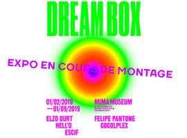 Le Mima de Molenbeek à la recherche des limites de l'imagination avec l'expo Dream Box
