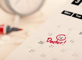 Rendez-vous «oubliés»: un coût annuel de 3.300 euros pour chaque médecin