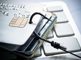 Kijk uit: bankfraude richt ravage aan