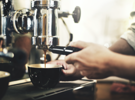 Koffiedrinkers leven langer