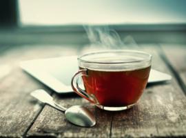 Warme thee drinken, zou glaucoom kunnen voorkomen