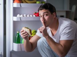 's Nachts eten zou het risico op diabetes en cardiovasculaire aandoeningen verhogen