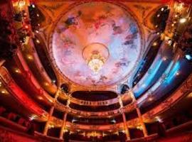 L'opéra accessible chaque samedi jusqu'au 25 avril sur le site internet de l'ORW