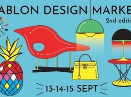 Le design débarque au Sablon du 13 au 15 septembre
