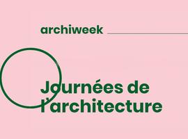 Cinq journées dédiées à l'architecture contemporaine dès le 18 octobre à Bruxelles