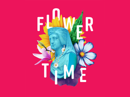Des artistes floraux de 13 nationalités différentes pour Flowertime