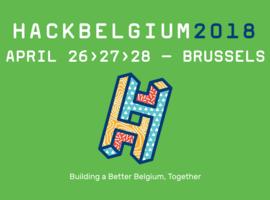 #HackBelgium2018 : 3 jours pour