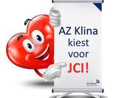 AZ Klina haalt JCI-bekroning
