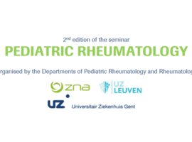 Belgian Seminar on Pediatric Rheumatology 2017