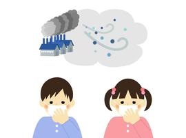 Pollution atmosphérique et asthme: le rôle de l'interleukine-33