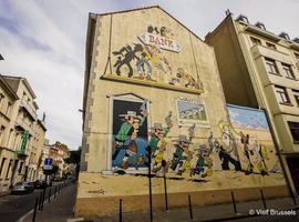 Huit fresques de bande dessinée orneront les rues de Haren