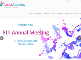 8th Annual Meeting of the Lupus Academy