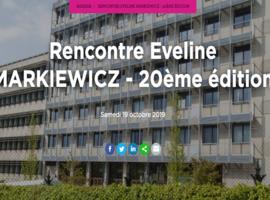 Rencontre Eveline Markiewicz –20e édition